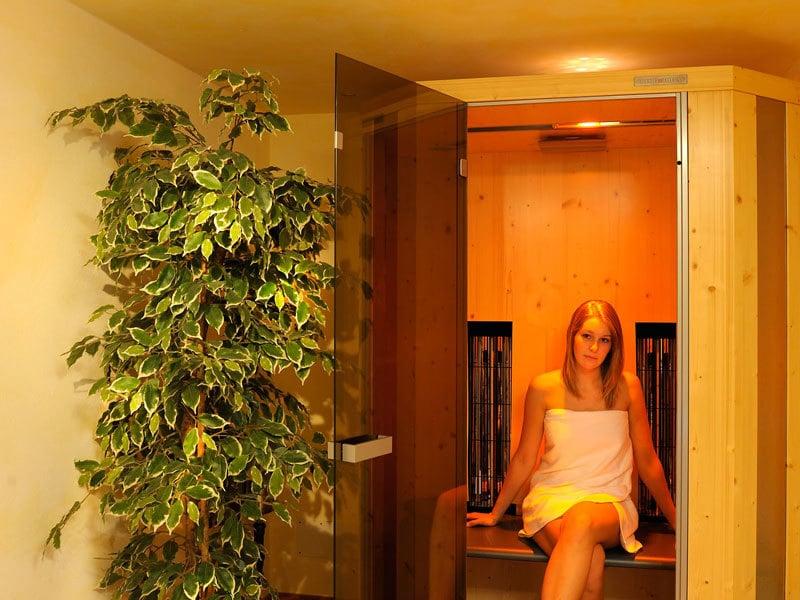 physiotherm & cabina infrarossa - hotel lagundo - merano e dintorni